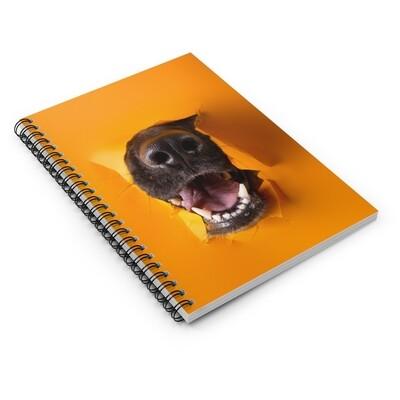 """It Me""   8x6 Spiral Notebook"