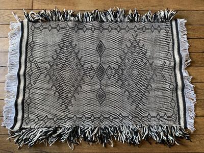 Moroccan Rug / Zanafi
