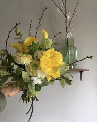 Livraison de fleurs / Bouquet Petit Bonheur