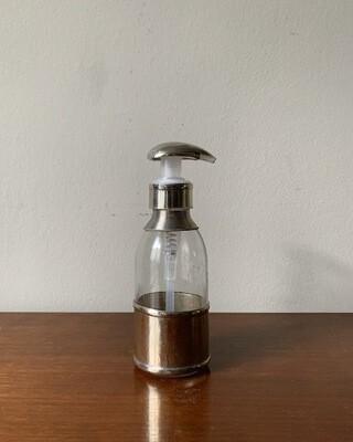 Morrocan Maillechort Soap Bottle