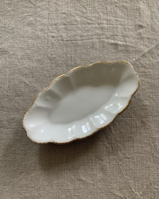 Brocante / シェル型皿