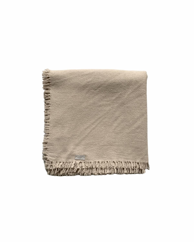 BLUi Wool Cashmere Stole / Square