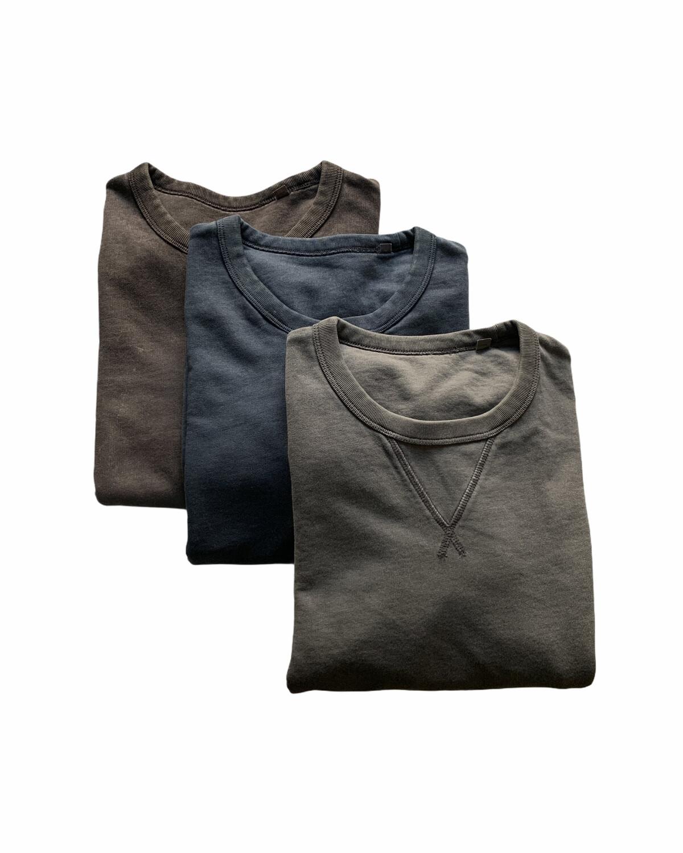 """Organic Cotton Sweat """"Gabrielle & Gabriel"""" Vintage Style / Unisex (Preorder)"""