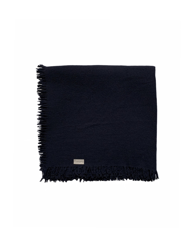 BLUi / Wool Cashmere Stole, Square