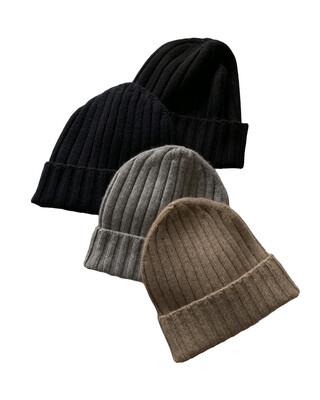BLUi / Cashmere Bonnet(knit cap)