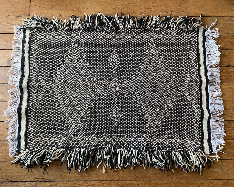 "From Morocco / Moroccan Rug ""Zanafi"""