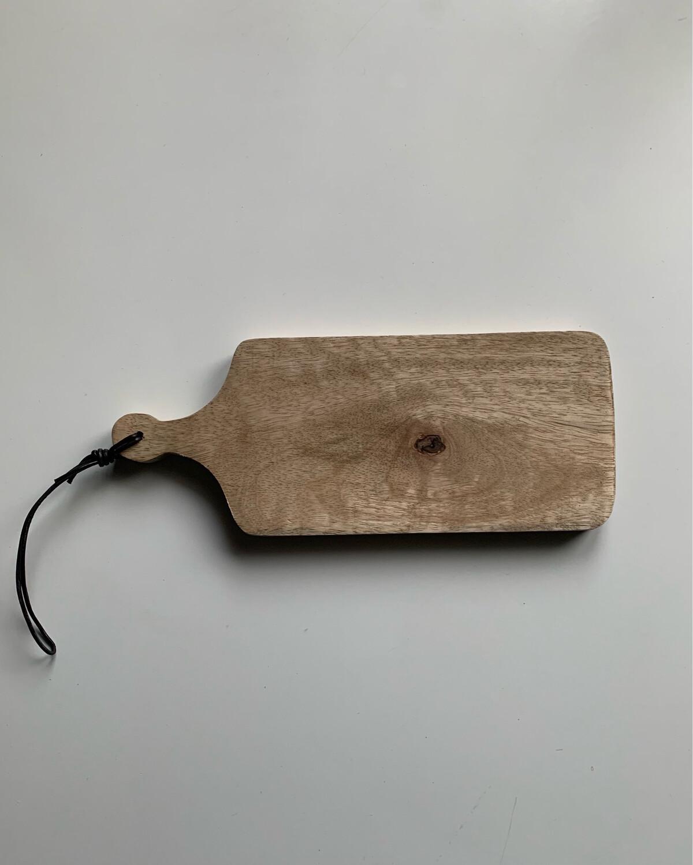 KT / 小さなカッティングボード 24x9.7x1.5cm