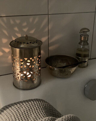 From Morocco / Morrocan Aroma Diffuser PT (入荷予定あり)