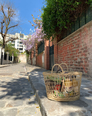 From Morocco / Panier Wi (H) プレオーダー8月中旬入荷予定