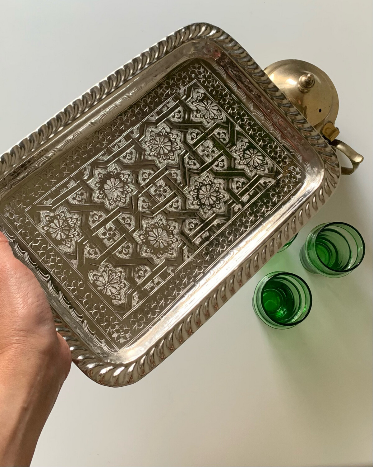 From Morocco / Morrocan Plate