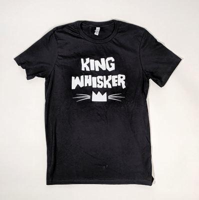 King Whisker Logo Shirt