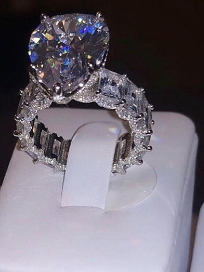 Bling Diamond Ring