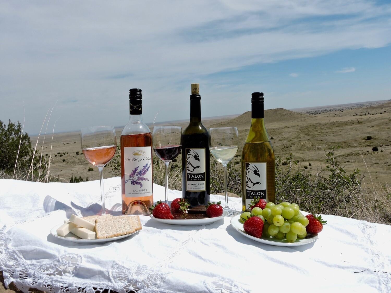 Wine & Wildlife: Wine & Admission Ticket $100