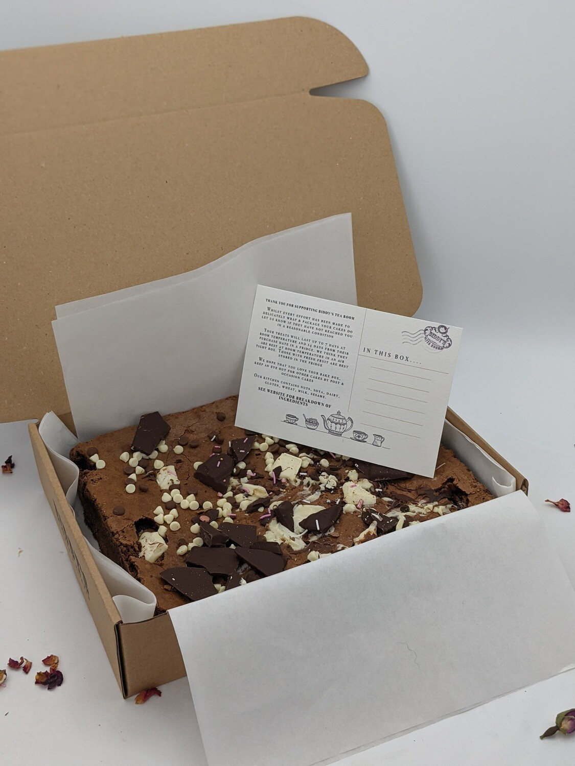 Brownie in a Box
