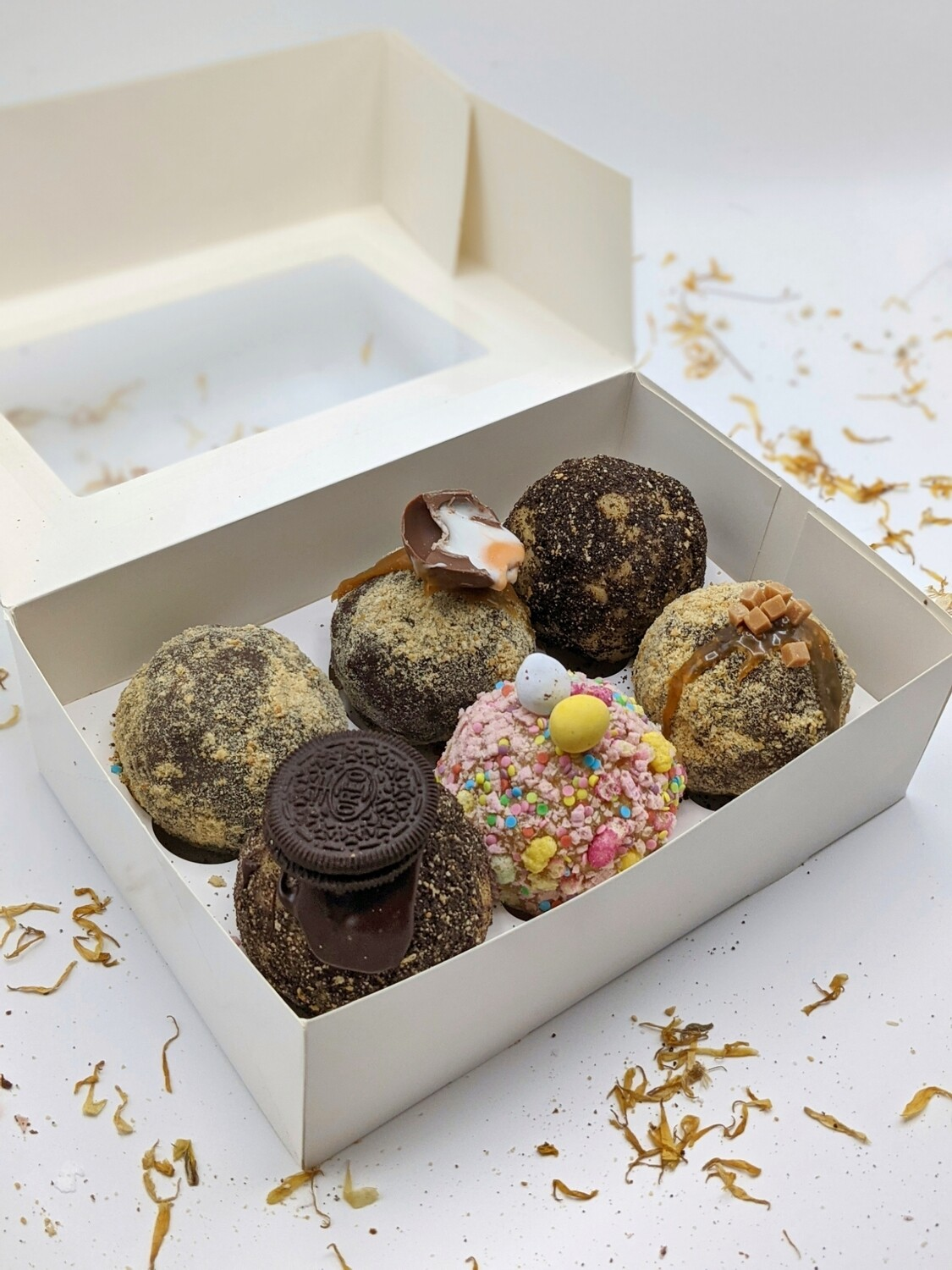 Selection of Chocolate Scotch Eggs x 6