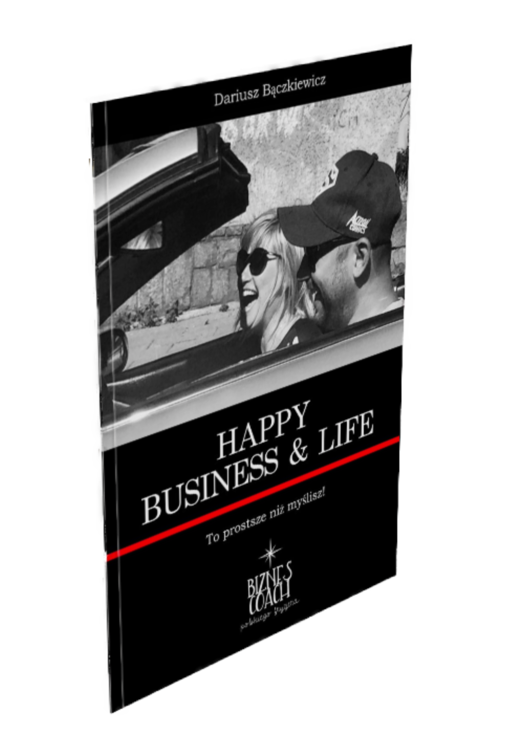 Książka HAPPY BUSINESS & LIFE