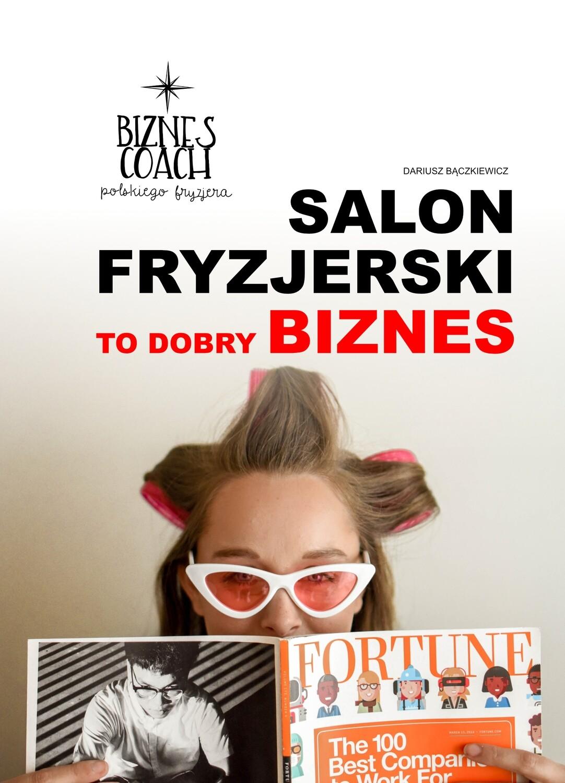e-book : Salon fryzjerski to dobry biznes