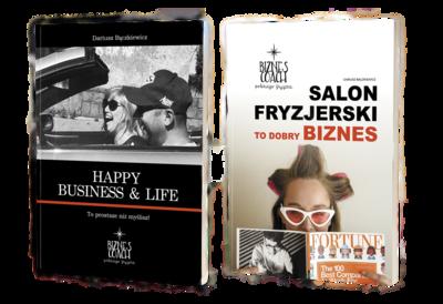 2 Książki Biznes COACHA