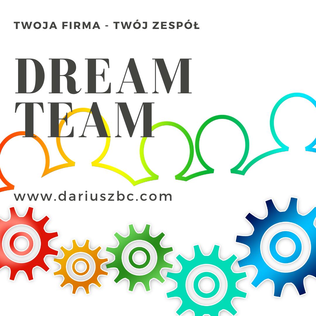 Szkolenie Video - DREAM TEAM