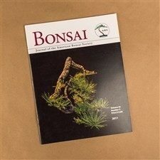 Bonsai Journal of the ABS: 2011 – Vol. 45 No. 3
