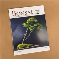 Bonsai Journal of the ABS: 2015 – Vol. 49 No. 3