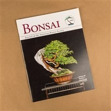 Bonsai Journal of the ABS: 2011 – Vol. 45 No. 1