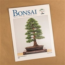 Bonsai Journal of the ABS: 2012 – Vol. 46 No. 3
