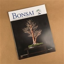 Bonsai Journal of the ABS: 2016 – Vol. 50 No. 1