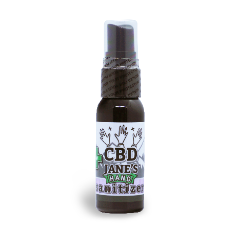 CBD Hand Sanitizer / 10mg CBDHEMP Extract