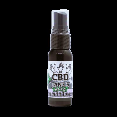CBD Hand Sanitizer / 10mg CBDHEMP Extract