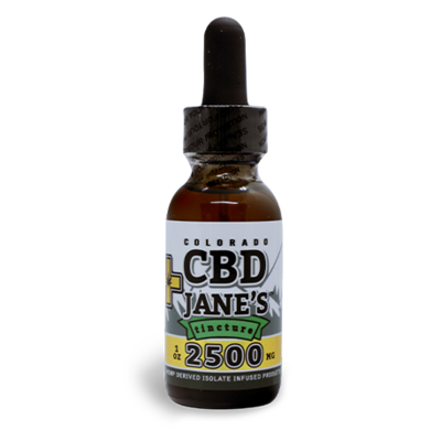 1oz CBD Business Blend | 0% THC | 2,500mg CBDHEMP Extract
