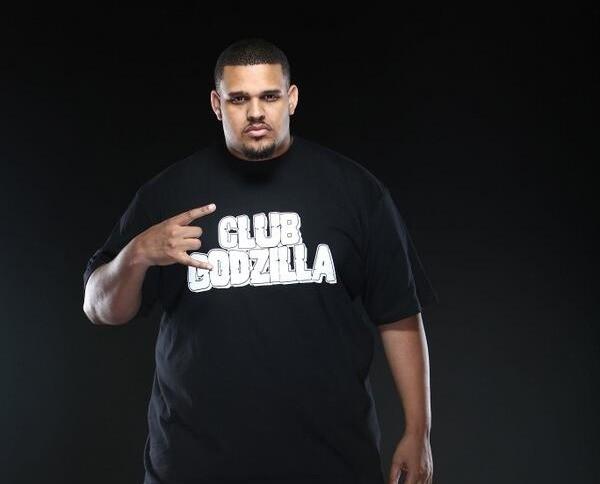 """""""CLUB GODZILLA"""" T-Shirt"""