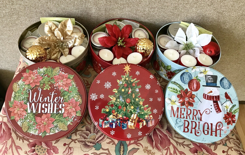 Holiday Tin Gift Sets