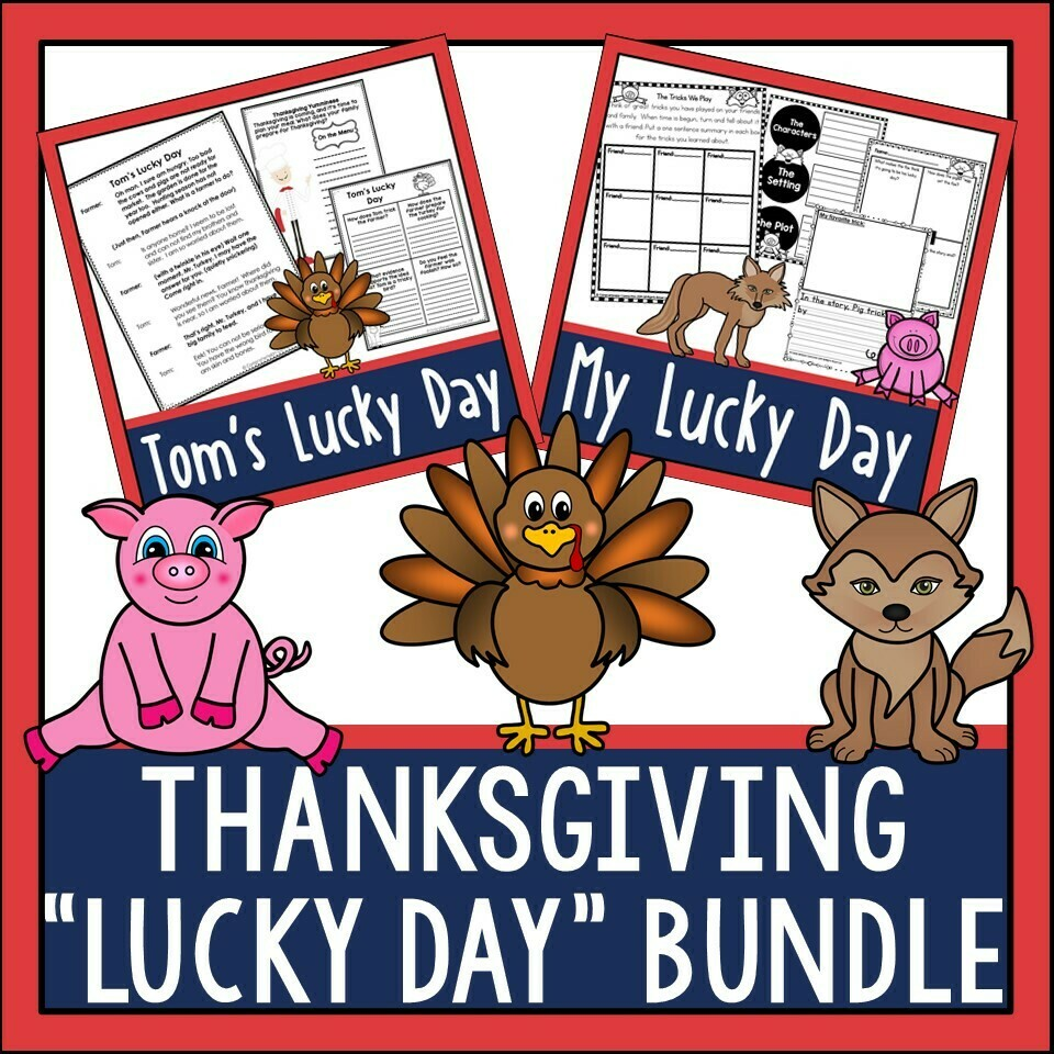 Thanksgiving Lucky Day Bundle