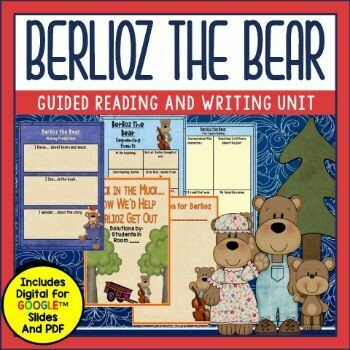 Berlioz the Bear Activities