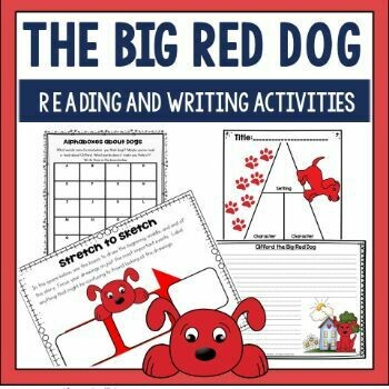 Clifford the Big Red Dog Activities