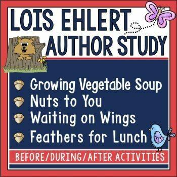 Lois Ehlert Author Study