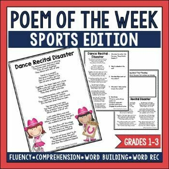 Poetry for Sports Fans
