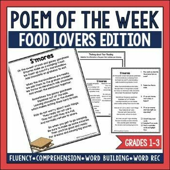 Poetry for Food Lovers