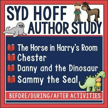 Syd Hoff Author Study