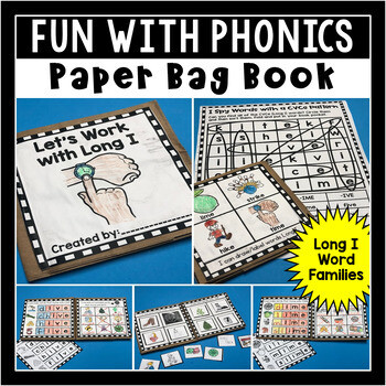 Long I Paper Bag Book