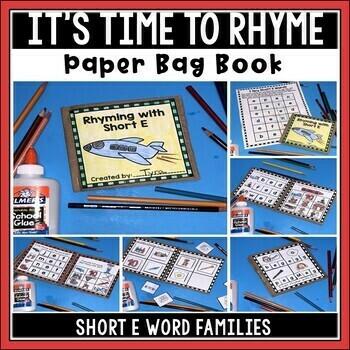 Short E Paper Bag Book