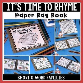 Short O Paper Bag Book