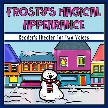 Frosty's Magical Appearance Partner Play