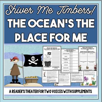 Oceanography Partner Play for Upper Elementary