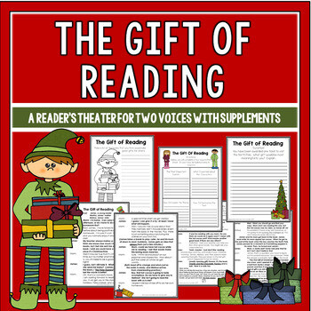 The Gift of Reading Holiday Partner Play