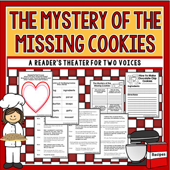 The Mystery of the Missing Cookies Partner Play