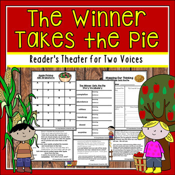 The Winner Takes the Pie Partner Play (Apple Picking)
