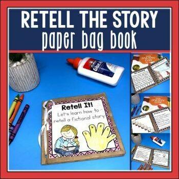 Retelling Paper Bag Book