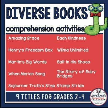 Diverse Books Reading Activities